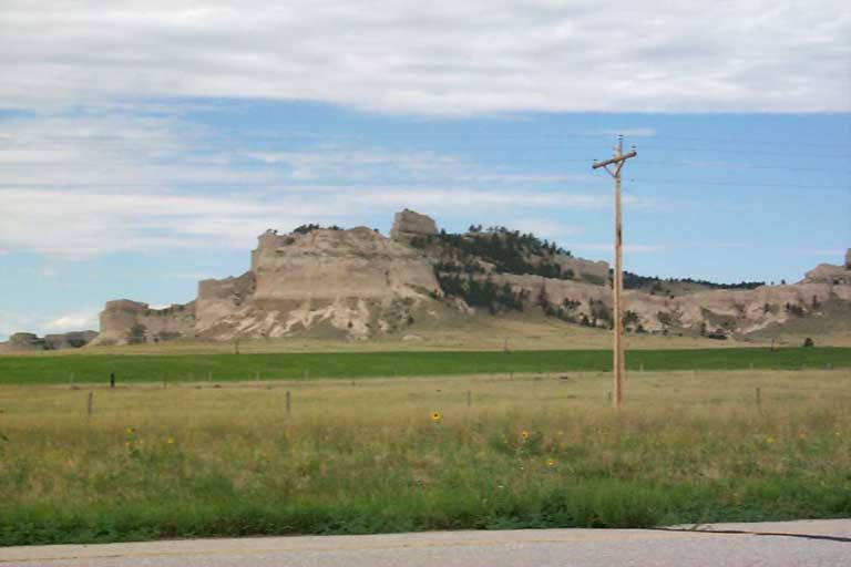On the road to Scottsbluff - 35085